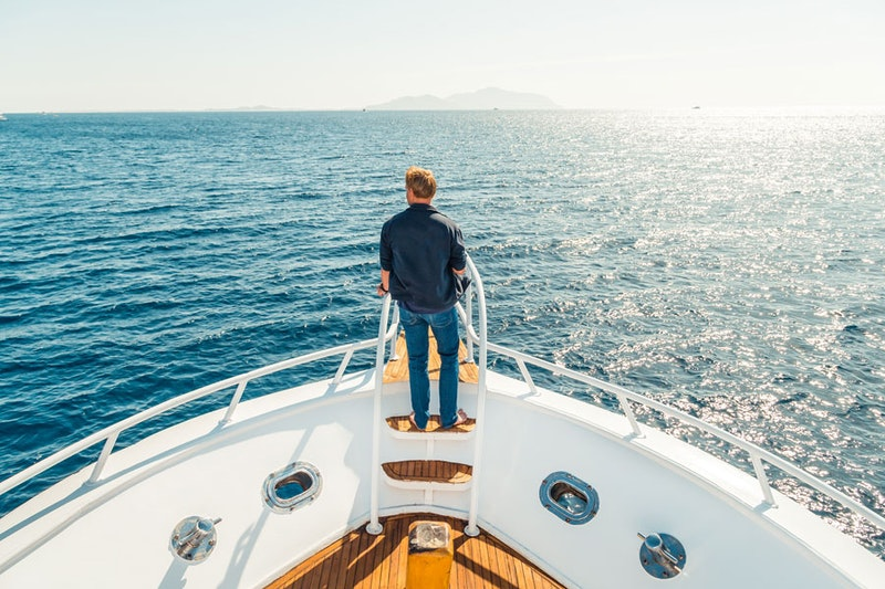 5 Hour Private 14m Superyacht with Transfers