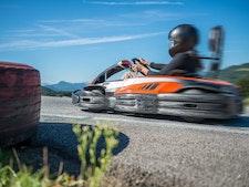 Michael Schumacher Go Kart Centre (Outdoor) with Transfers