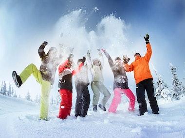 Apres Ski Party inc Drinks in Düsseldorf