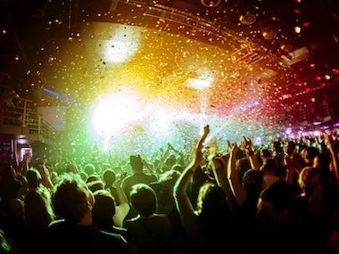Dine and Dance at The Escape Club in Amsterdam