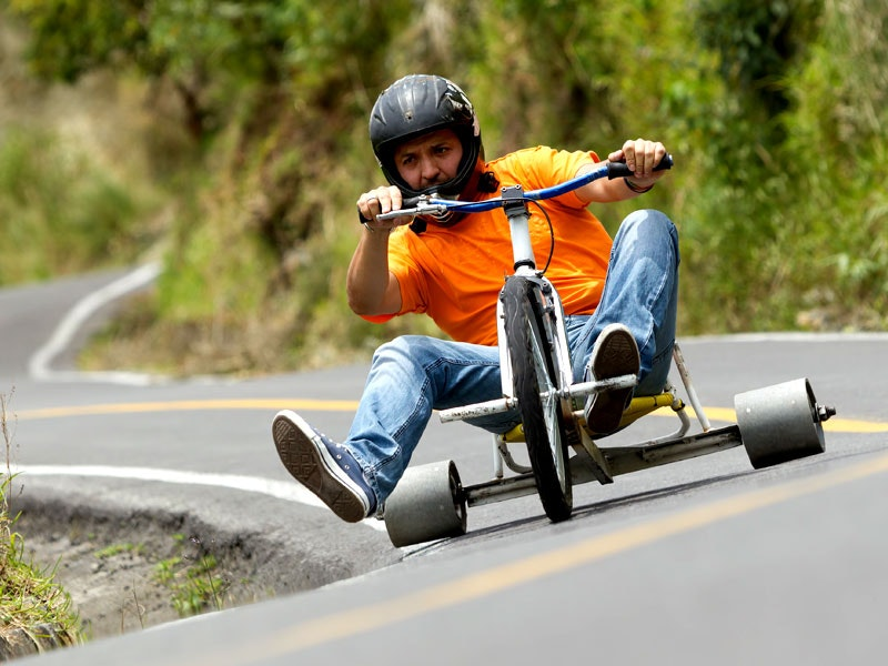 Drift Trikes at Michael Schumacher Go Kart Centre Outdoor inc. Transfers