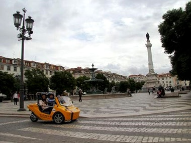 Go Car Tour in Lisbon