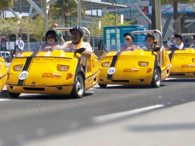 Go Car  City Tour