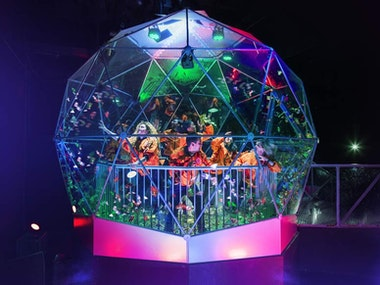 The Crystal Maze Live Experience in London