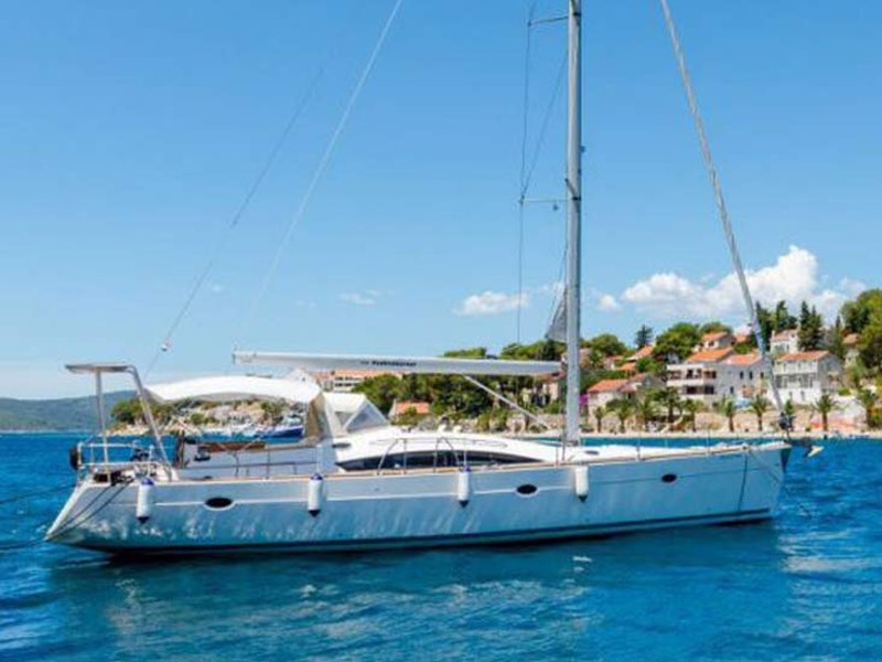 Sailing Trip to Pakleni Island