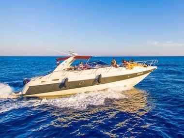 Luxury Yacht Trip to Pakleni Island in Hvar