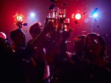 VIP Night Pub Crawl in Hvar
