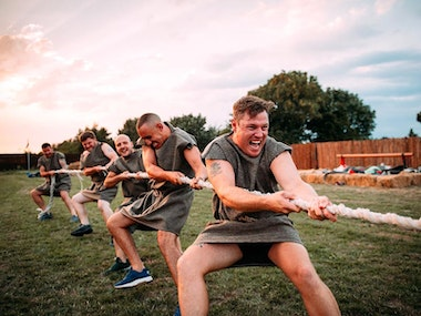 The Roman Games in Liverpool