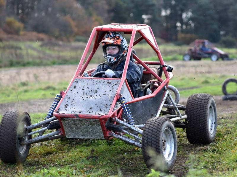 Off Road Buggies & Clay Pigeon Shooting Experience