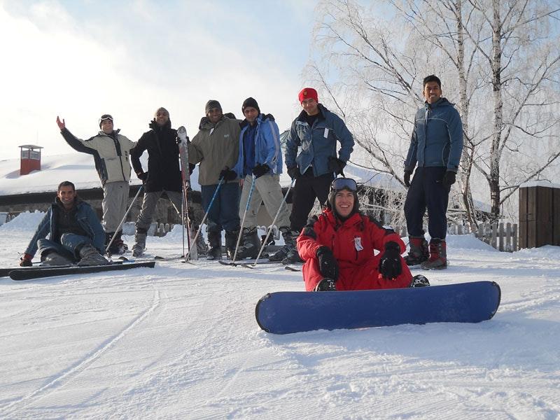Snowboarding / Skiing Experience in Riga