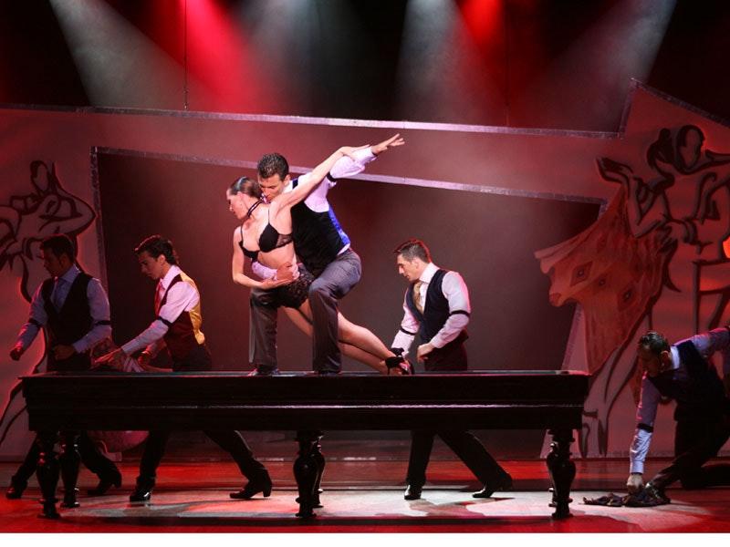 Benidorm Palace - Las Vegas Show