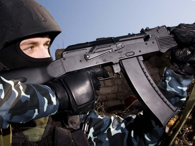 AK-47 Military Challenge incl Return Transfers