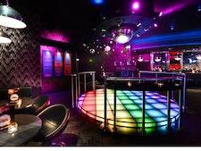 Friday Nightclub Entry at Tiger Tiger