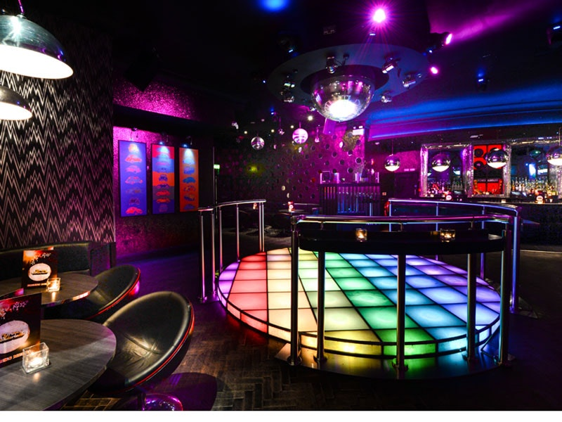 Friday Nightclub Entry at Tiger Tiger