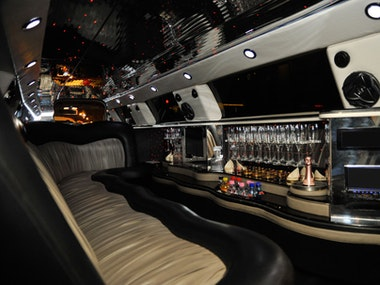 Party Bus Airport Transfer (Airport to Hotel) With Strippers in Riga