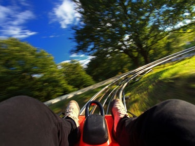 Tobogganing Experience in Prague