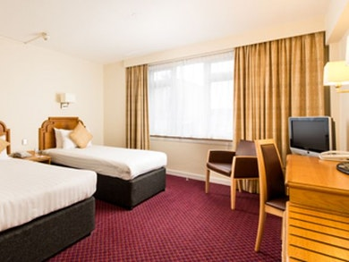 Mercure Edinburgh Princes Street Hotel