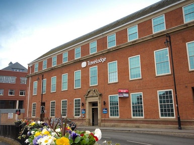 Travelodge Chester St Johns
