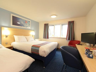 Travelodge Edinburgh Central Hotel