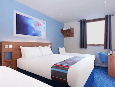 Travelodge Edinburgh Central Queen Street Hotel