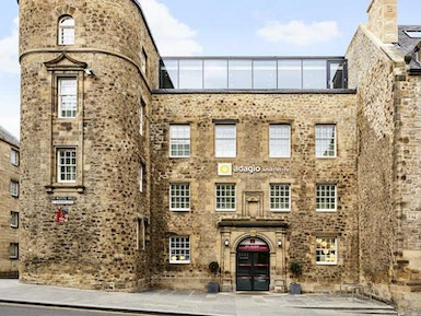Adagio Apartments Edinburgh Royal Mile