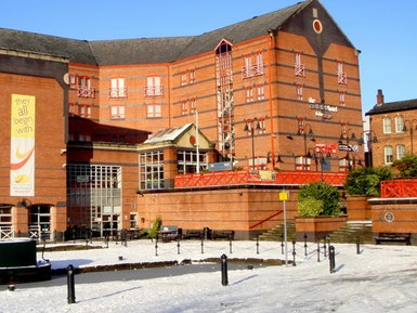 The Castlefield Hotel