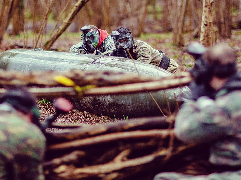 Newcastle Paintball Stag Weekend Package
