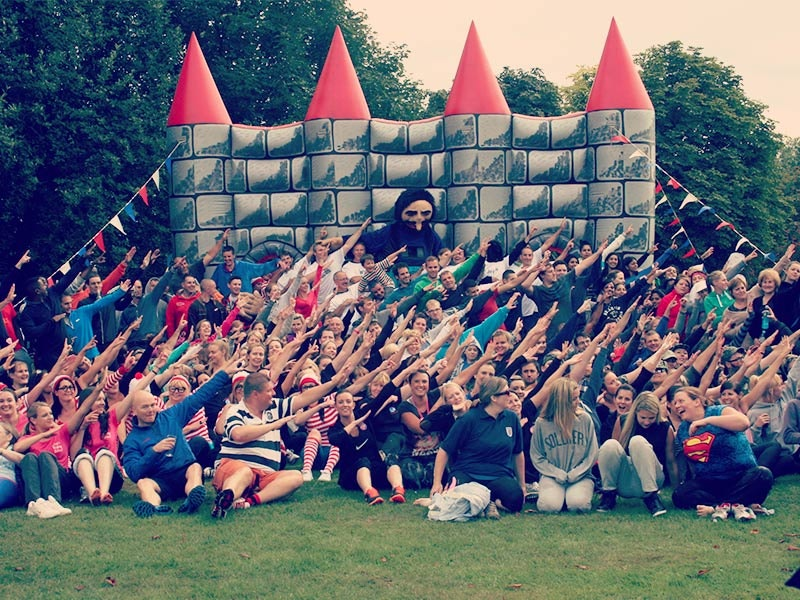 Nottingham It's a Knockout Package