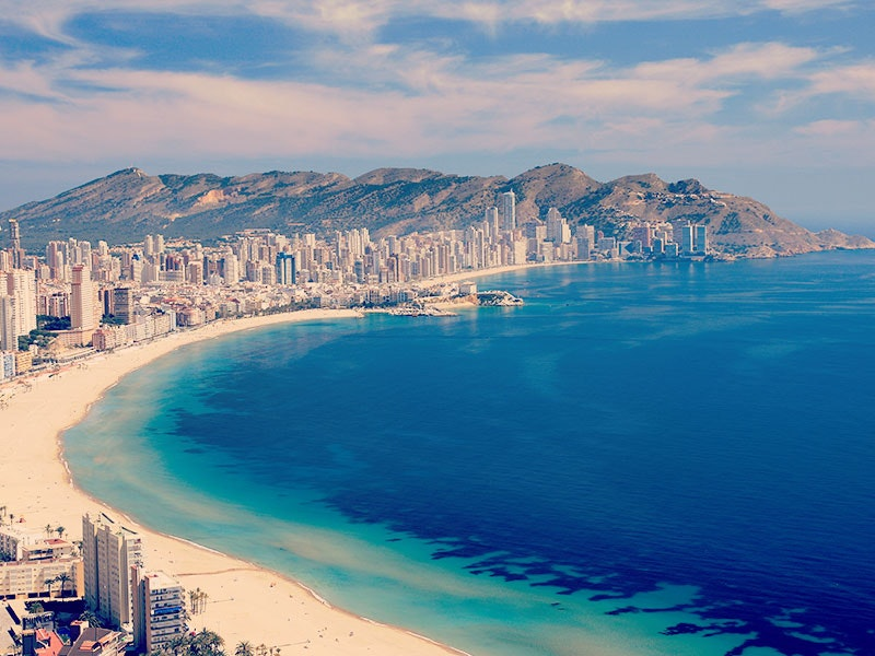 Benidorm Bars, Boats & Strippers Stag Weekend Package