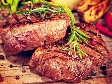 Bratislava Steak and Strip Stag Weekend Package