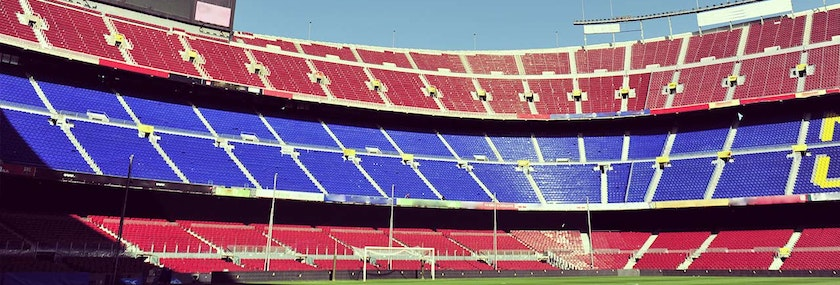 Barcelona Stadium, Steak & Strip Stag Do Package
