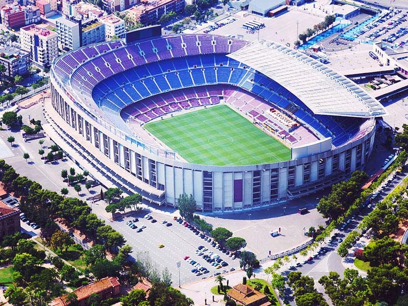 Barcelona Stadium & Lap Dancing Package