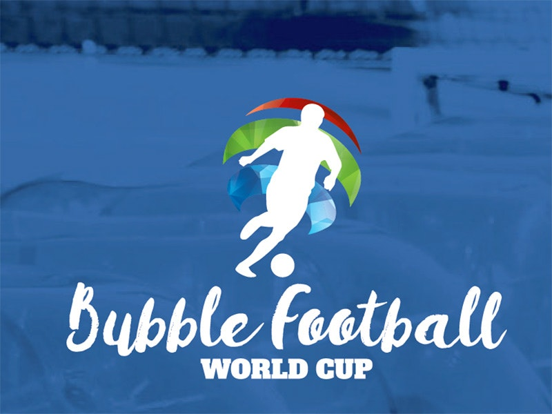 The Official 2018 Bubble Football World Cup Package