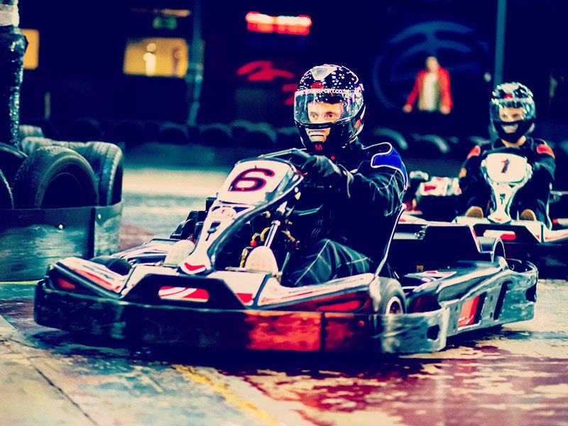 Lisbon Go Karting Stag Weekend Package