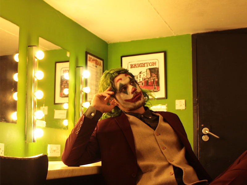 The Joker Tribute Package