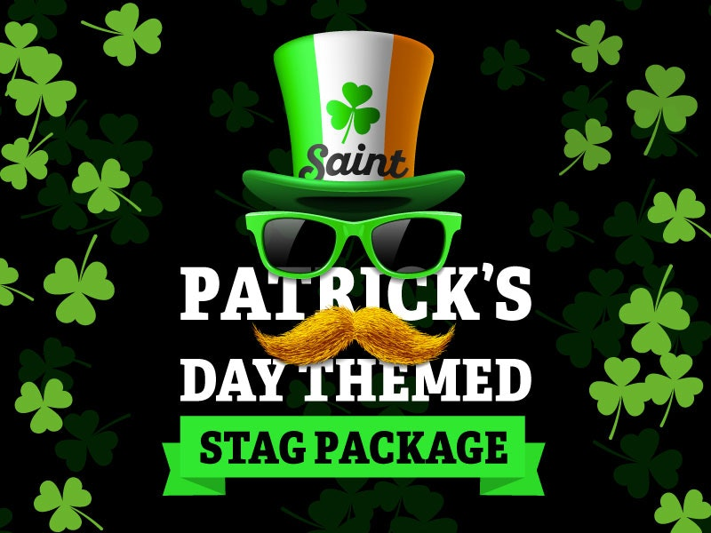 St. Patrick's Day Themed Package