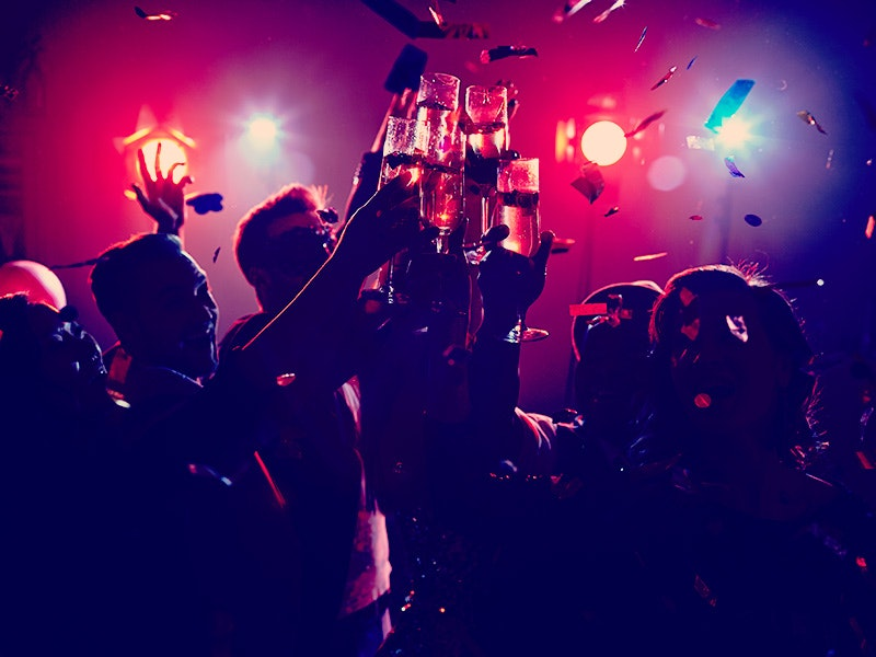 Cambridge Clubbing Stag Party Package