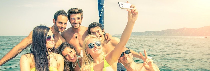 Marbella Boat Party Stag Weekend Package