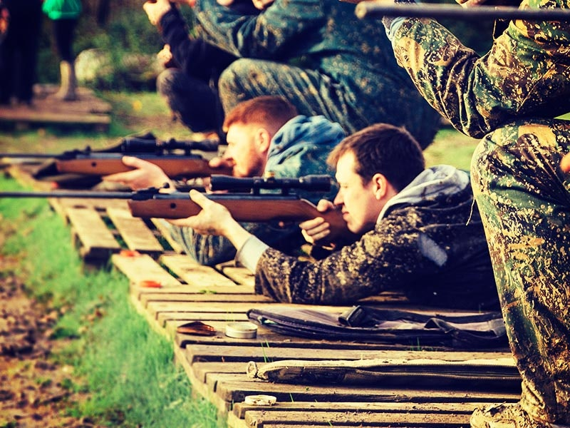 Budapest Shooting Extreme Stag Weekend Package
