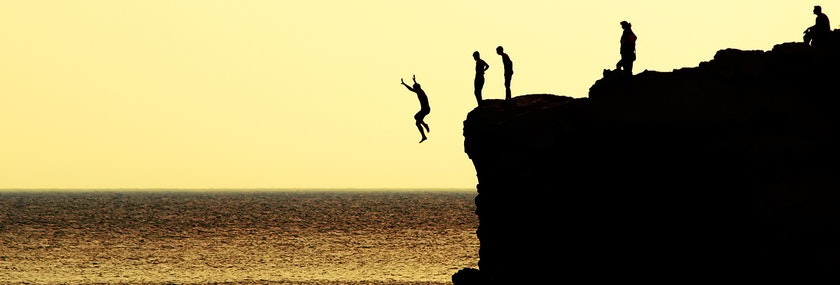 Newquay Cliffhanger Stag Weekend Package