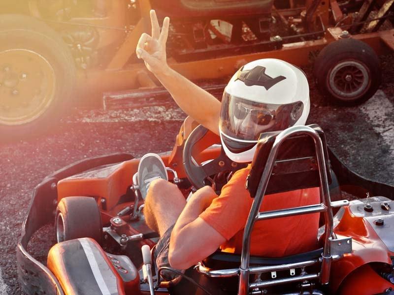 Oxford Go-Karting Stag Weekend Package