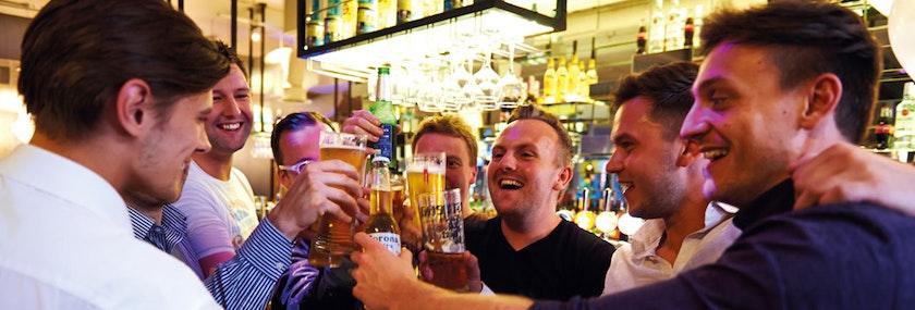 Budapest Beer & Bar Crawl Stag Weekend Package