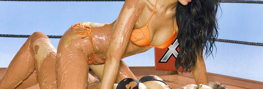 Bratislava Mud Wrestling Stag Weekend Package