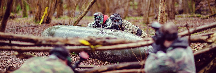 Manchester Paintball & Lap Dancing Package