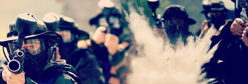 Southampton Paintball & Clubbing Stag Party Package