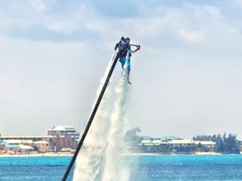 Dolphin Jet Pack Stag Package