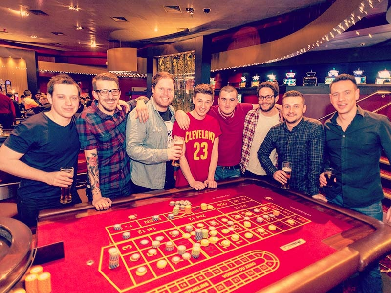 Southampton High Rollers Stag Weekend Package
