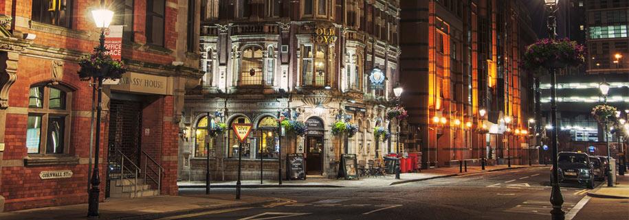 Birmingham Bars