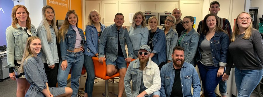 The Stag Company Support Jeans for Genes 2019
