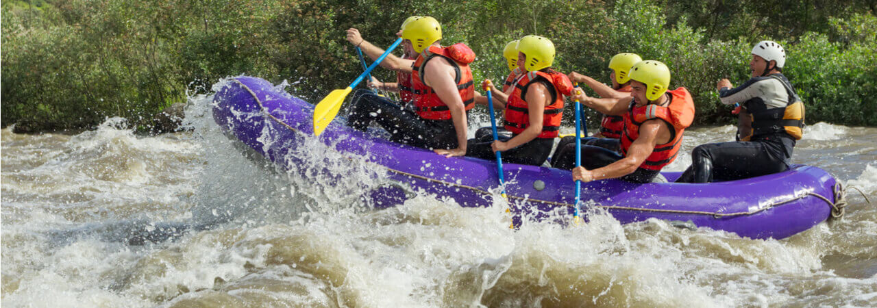 The Adventure Stag Do: 5 of the Most Popular Water-Based Activities